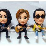 「LOVE LOVE あいしてる」の人形を製作している職人は誰?